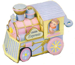 Kiddie Express Music Box